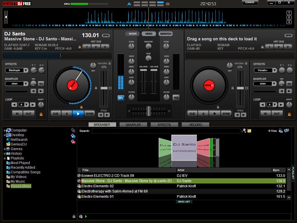 Virtual Dj Free...